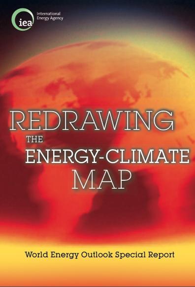 """Le rapport spécial de l'Agence internationale de l'énergie pour """"redéfinir les contours du débat énergie-climat""""."""
